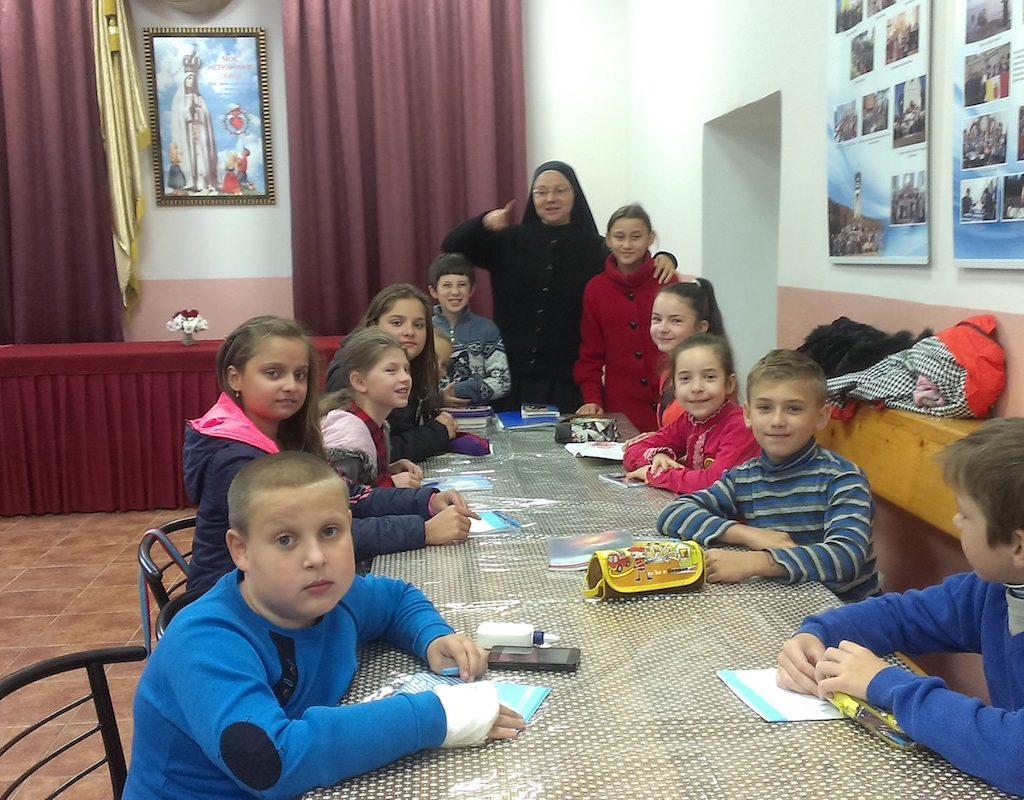 група Місійного дитинства