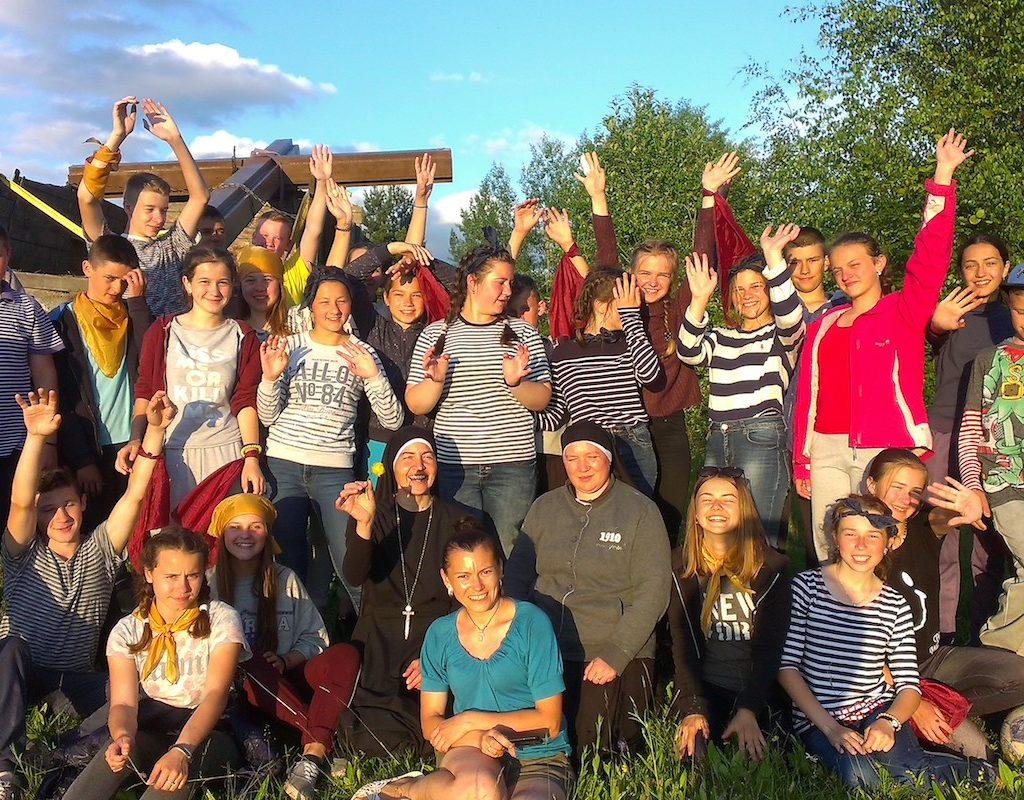 підлітковий табір