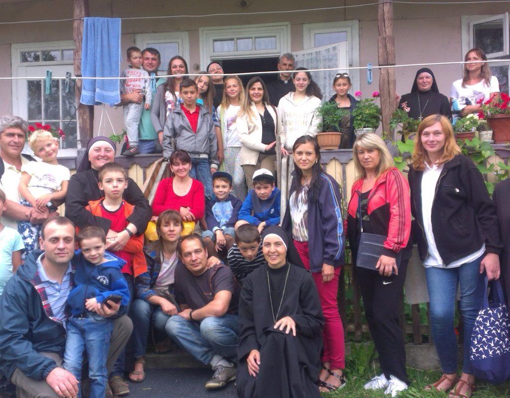 родинний табір 2017